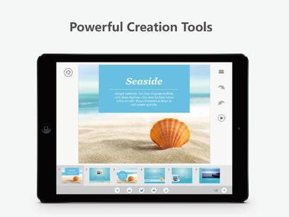Una alternativa para hacer presentaciones desde el iPad | Social Media | Scoop.it