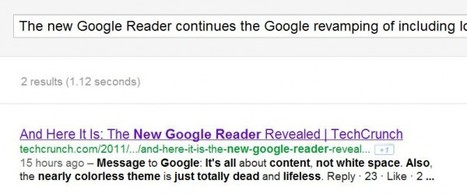 Facebook Comments Now Being Indexed By Google | Everything Facebook | Scoop.it
