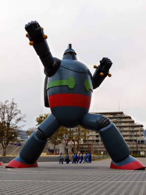 Tokyo Excess: Where To Find Giant Anime Robot Statues in Japan   Voyager au japon   Scoop.it