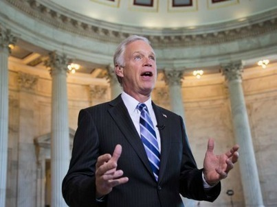 Sen. Ron Johnson: Illegals Could All Be Flown Home in Style for 1.5% Obama's Funding Request