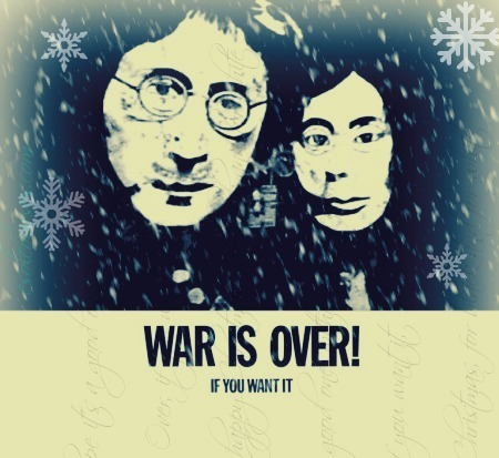 Happy Christmas, War is Over | English Listening Lessons | Scoop.it