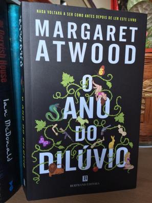 O Ano do Dilúvio - Margaret Atwood | Ficção científica literária | Scoop.it