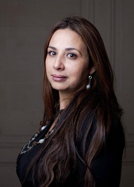 Dalila Ben Mbarek Msaddek, pasionaria de la révolution tunisienne   7 milliards de voisins   Scoop.it