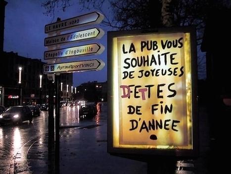 Une vi(ll)e sans pub ? - BABEL OUEB | Transition Cities - L'impossible n'est que temporaire | Scoop.it