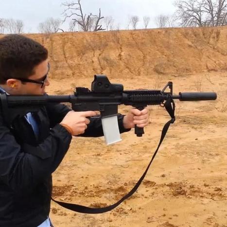 "3D-Printed Gun Maker Gets Federal License to Sell Firearms | L'impresa ""mobile"" | Scoop.it"