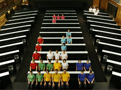 Espaces adolescents et gamification - Le vrai Tetris moderne ! | Musiques, images et jeux en bibliothèque | Scoop.it