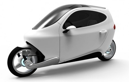 Lit Motors' C-1 electric motorcycle will stand up for itself | Five Regions of the Future | Scoop.it