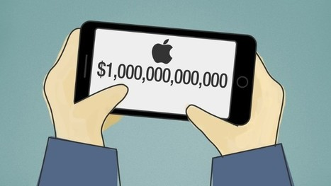 Apple could be America's first $1 trillion company | Nerd Vittles Daily Dump | Scoop.it