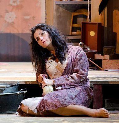 Théâtre la rose tatouée avec Cristiania Reali le 17 janvier. | Pour Bastia Par Passion | Scoop.it