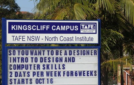 TAFE students slugged with fee hike - My Daily News | Save Grafton | Scoop.it