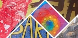 Fête du graphisme : ça commence sur les abribus parisiens - Télérama.fr | graphiste | Scoop.it
