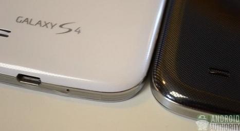 Samsung Galaxy S4 – Frost White vs. Mist Black [video]   My smartphone   Scoop.it