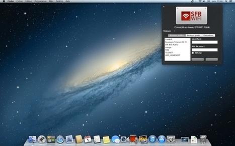 Easy Wifi simplifie la connexion aux hotspots sur Mac   Notre Précieux   Scoop.it