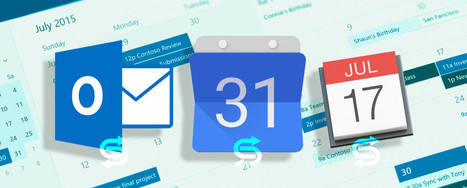 How to Sync Your Google Calendar with the Windows 10 Taskbar | ED|IT| | Scoop.it