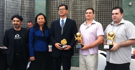Nine shine in the 1st Global Telecentre Awards | Telecentre.org Foundation | Entornos virtuales de aprendizaje, online education, Bolivia, ICT4E | Scoop.it