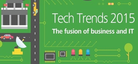 "Technology Trend 2015 | L'impresa ""mobile"" 