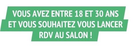 #Startup : Vous avez entre 18 et 30 ans et vous souhaitez vous lancer. RDV au Salon de Nantes! | France Startup | Scoop.it