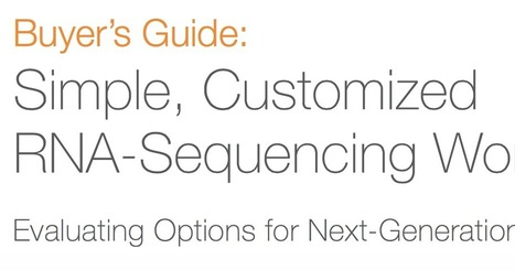 CoreGenomics: RNA-seq advice from Illumina   Tools and tips for scientific tinkers and tailors   Scoop.it