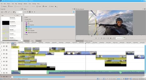 Montage vidéo sous linux | Bidouille,  jeux et cartographie | Scoop.it