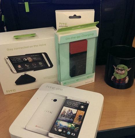 Al proprietario salvato dal suo EVO 3D, HTC regala un One nuovo e tanti accessori a corredo | SMARTFY - Smartphone, Tablet e Tecnologia | Scoop.it