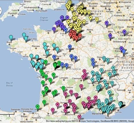 A.N.D.E.S  le réseau des épiceries solidaires | Des 4 coins du monde | Scoop.it