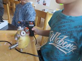 Syrenen Töreboda Blogg: Biets projekt: Labyrint - retroperspektiv | Teknik för förskolan | Scoop.it
