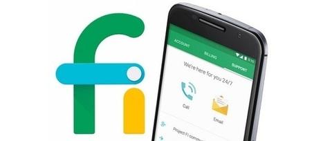 Google Fi, le forfait mobile qui pourrait faire (très) mal aux opérateurs français | WebZeen | L'actu Web | WebZeen | Scoop.it