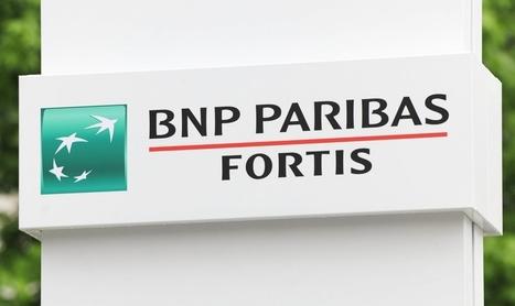 BNP Paribas Fortis zet deur open voor commercialisering klan... - De Standaard   On the road   Scoop.it