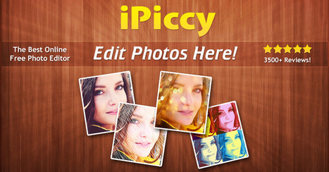 iPiccy Photo Editor is Awesome! | Teach and tech | Scoop.it