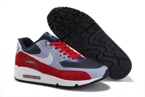 Nike Air Max 90 Homme 0316 [Nike Air Max U00026] - €65.99   nike air max chaussures   Scoop.it