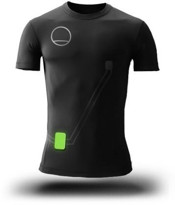 Genius Sleep Apnea Diagnosis Shirt Prototyped On A MakerBot | 3D Printing and Fabbing | Scoop.it
