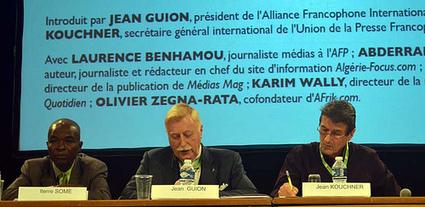 Le difficile passage au numérique pour les médias francophones africains   Les médias face à leur destin   Scoop.it