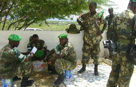 Is Amisom Providing Solution To Problems Facing Somalia? - Horseed Media | NGOs in Human Rights, Peace and Development | Scoop.it