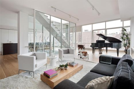 Un duplex à New York | | PLANETE DECO a homes worldPLANETE DECO a homes world | Ma décoration d'intérieur | Scoop.it