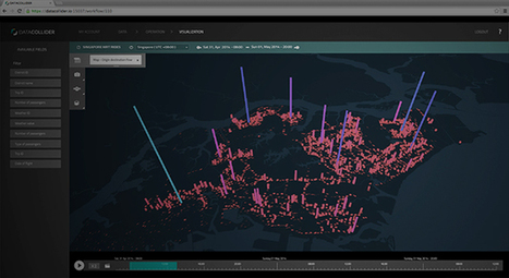 DATACOLLIDER - MIT Senseable City Laboratory | Architecture, design & algorithms | Scoop.it