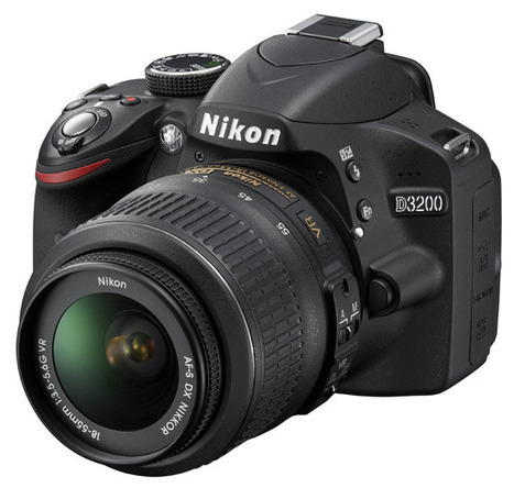 Nikon D3200, WU-1a, Nikkor 28mm f/1.8G officially announced | Photography News | Scoop.it