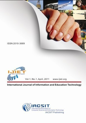 ICIET 2013: International Conference on Information and Education Technology. | Create, Innovate & Evaluate in Higher Education | Scoop.it