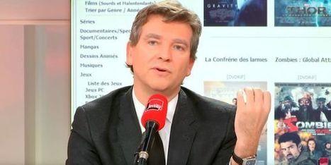 Montebourg: «J'approuve l'analyse générale que la Hadopi ne sert pas à grand-chose» | Droit d'auteur | Scoop.it