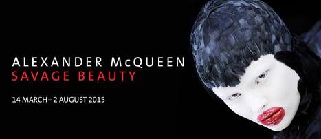 Victoria and Albert Museum | Alexander McQueen: Savage Beauty | design exhibitions | Scoop.it