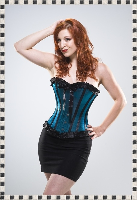 corset | Vulbus Fashion Factory (VIFF) | Scoop.it
