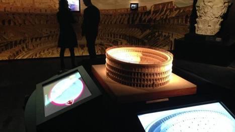Le Colisée de Rome s'exporte pour la première fois: c'est en Belgique - RTBF | Salvete discipuli | Scoop.it