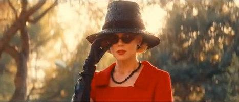 Nicole Kidman, ambassadrice de la Maison Fabre à Millau | L'info tourisme en Aveyron | Scoop.it