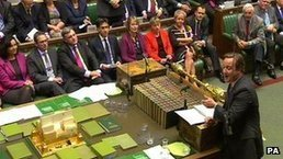 In full: Prime Minister's Questions: David Cameron v Ed Miliband - BBC News | Economics | Scoop.it