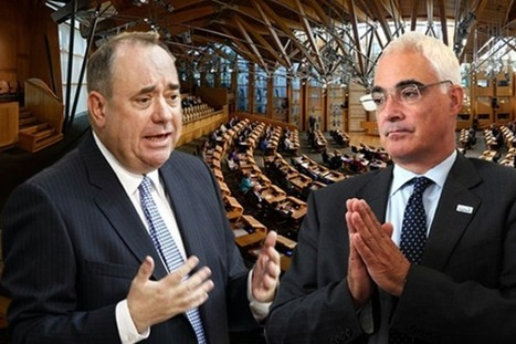 The Great Debate. Salmond v Darling. Will it be equal and fair? | Referendum 2014 | Scoop.it