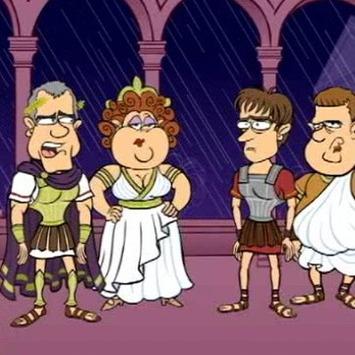 Julius Caesar | Machinimania | Scoop.it