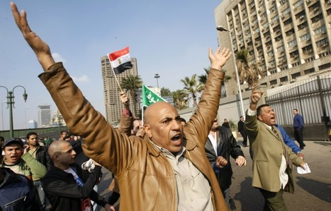 Tear Gas on the Streets of Cairo - By Ashraf Khalil | Foreign Policy | Coveting Freedom | Scoop.it