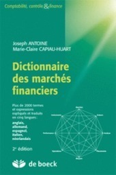 Dictionary of financial markets | Translation | Scoop.it