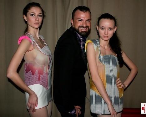 Модельер Жюльен Фурнье: «Мне нравятся девушки в смокингах». | FashionLab | Scoop.it