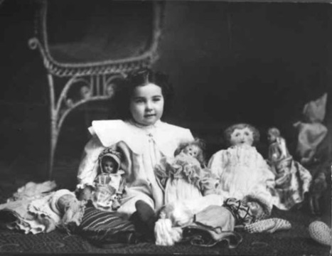 Dr. E's Doll Museum Blog: Olde Time Dolls: An Izannah Walker ... | Art Dolls | Scoop.it