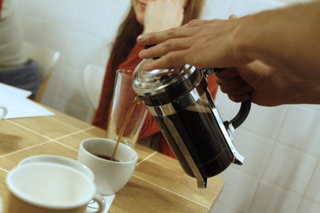 Experts Warn Of 'Caffeine Use Disorder' - CBS DC | Technology in the Hospitality Industry | Scoop.it